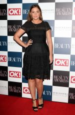 JACQUELINE JOSSA at OK! Beauty Awards in London 11/24/2016
