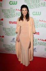 JACQUELINE MACINNES WOOD at 85th Annual Hollywood Christmas Parade 11/27/2016