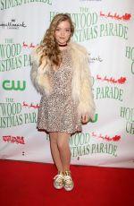 JADE PETTYJOHN at Hollywood Christmas Parade 11/27/2016