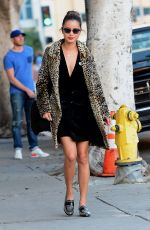 JAMIE CHUNG Out and About in Beverly Hills 11/08/2016