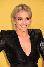 JAMIE LYNN SPEARS at 50th Annual CMA Awards in Nashville 11/02/2016