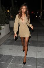 JASMINE TOOKES at Revolve 2016 Winter Formal Party in Los Angeles 11/10/2016