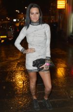 JEMMA LUCY Night Out in Newcastle 11/13/2016
