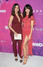 JENNA DEWAN at Variety and WWD Host 2nd Annual Stylemakers Awards in West Hollywood 11/17/2016