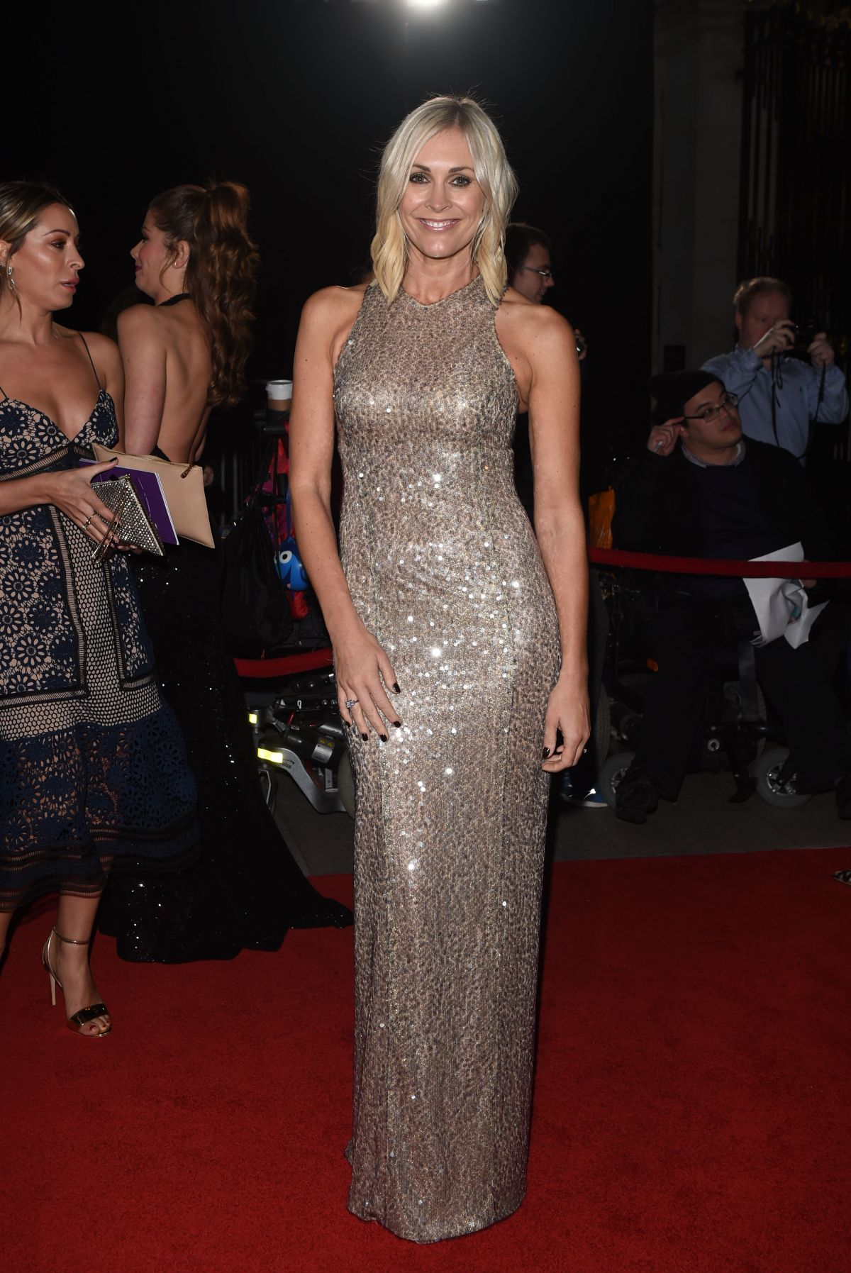 JENNI FALCONER at Pride of Britain Awards 2016 in London 10/31/2016