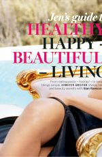 JENNIFER ANISTON in Good Housekeeping Magazine, December 2016