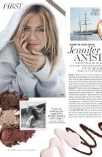 JENNIFER ANISTON in Marie Claire Magazine, December 2016 Issue