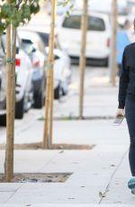 JENNIFER GARNER in Tights Out in Los Angeles 11/07/2016