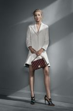 JENNIFER LAWRENCE for Dior Handbags Fall/Winter 2016 Campaign