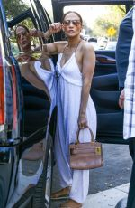JENNIFER LOPEZ Out and About in Miami 11/27/2016