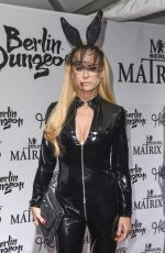 JENNY ELEVERS at Natascha Ochsenknecht Halloween Party at Berlin Dungeon 10/27/2016