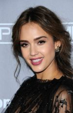 JESSICA ALBA at 5th Annual baby2baby Gala in Culver City 11/12/2016