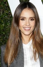 JESSICA ALBA at Who what Wear 10th Anniversary in Los Angeles 11/02/2016