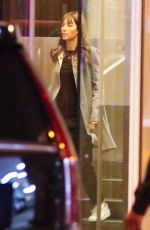 JESSICA BIEL Out in New York 11/22/2016