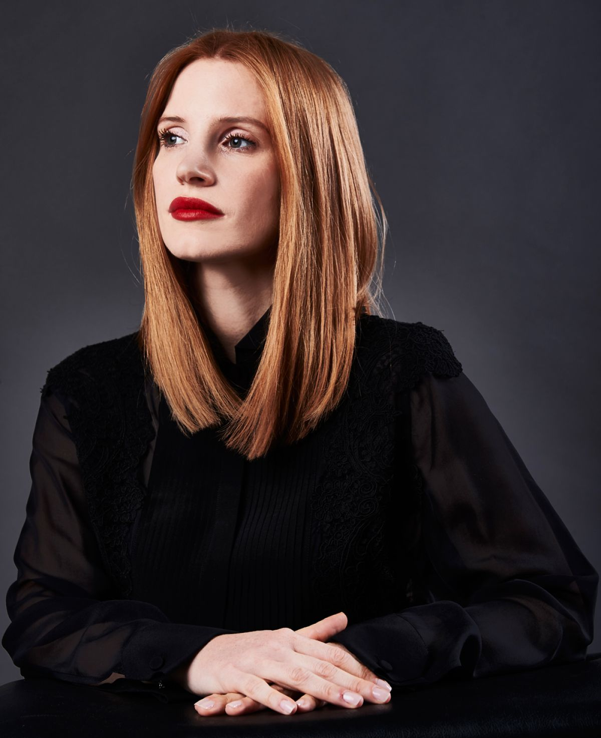 JESSICA CHASTAIN for Variety Magazine 11/07/2016 - HawtCelebs ... Jessica Chastain