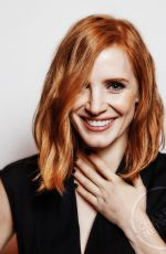 JESSICA CHASTAIN for Wall Street Journal, November 2016