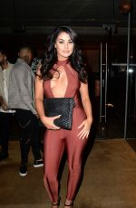 JESSICA HAYES and ASHLEIGH DEFTY at Sugar Hut Liverpool Launch Night 11/23/2016