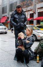 JOANNA KRUPA Spending Thanksgiving in Chicago 11/24/2016