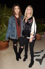 JORDYN JONES at YSBnow Friendsgiving in Los Angeles 11/12/2016