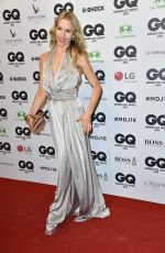 JULIA DIETZE at GQ Men of the Year Award 2016 in Berlin 11/10/2016