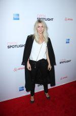 JULIANNE HOUGH at Airbnb Open Spotlight in Los Angeles 11/19/2016