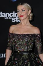 JULIANNE HOUGH at Dancing with the Stars Season 23 Finale in Los Angeles 11/22/2016