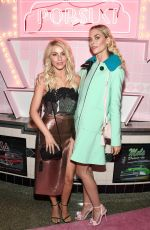 JULIANNE HOUGH at Pop & Suki Launch in Los Angeles 11/02/2016
