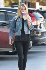 JULIANNE HOUGH Out for Coffee in Los Angeles 11/07/2016