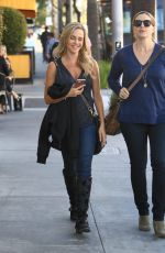 JULIE BENZ Out Shoping in Beverly Hills 11/22/2016