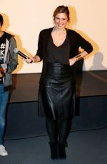 JULIE GAYET at Festival Des 6 Trouilles Short Film Festival in Libourne 11/26/2016