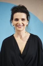 JULIETTE BINOCHE Receives
