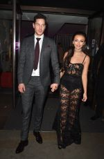 KADY MCDERMOTT at Aqua Bar and Restaurant in London 11/24/2016
