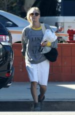 KALEY CUOCO Leaves Yoga Class in Los Angeles 11/22/2016