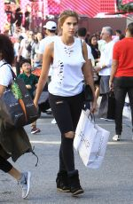 KARA DEL TORO Out Shopping at The Grove in Los Angeles 11/05/2016