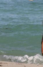 KARLA ACEVEDO in Bikini on the Set of a Photoshoot in Miami 11/09/2016