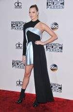 KARLIE KLOSS at 2016 American Music Awards at The Microsoft Theater in Los Angeles 11/20/2016