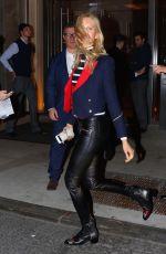 KAROLINA KURKOVA Leaves The Edition Hotel in New York 11/01/2016