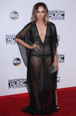 KAT GRAHAM at 2016 American Music Awards at The Microsoft Theater in Los Angeles 11/20/2016