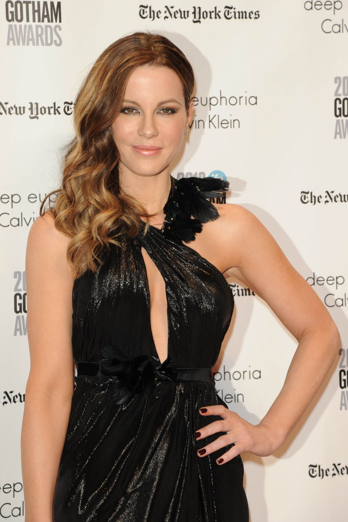 KATE BECKINSALE at 2016 IFP Gotham Independent Film Awards in New York 11/28/2016