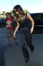 KATE BECKINSALE at LAX Airport in Los Angeles 11/13/2016