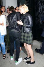 KATE MARA Leaves Kendall Jenner