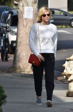 KATE MARA Out and About in West Hollywood 11/16/2016