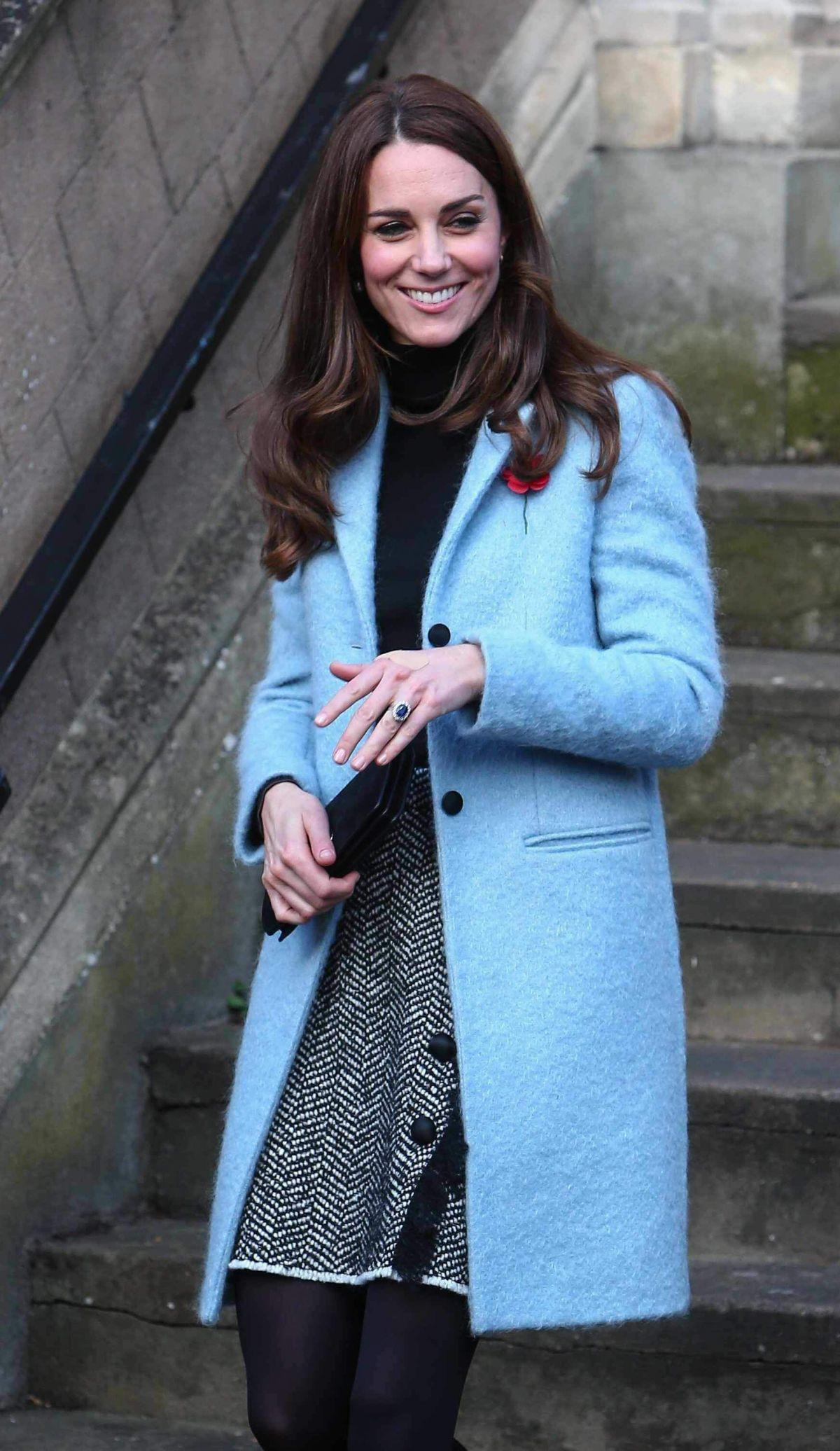 KATE MIDDLETON at Nelson Trust Women