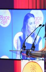 KATE MIDDLETON at place2be Wellbeing in Schools Awards at Mansion House in London 11/22/2016