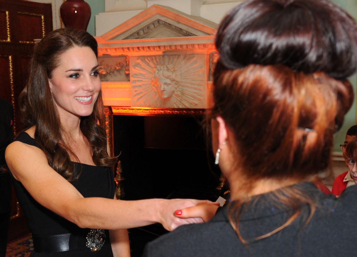 Kate Middleton At Place2be Wellbeing In Schools Awards At