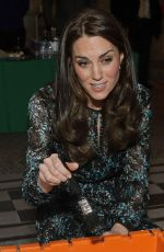 KATE MIDDLETON at Tea Party in Honour of Dippy the Dinosaur 11/22/2016