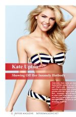 KATE UPTON in Boysbe Magazine, November 2016