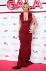 KATE WRIGHT at ITV Gala in London 11/24/2016