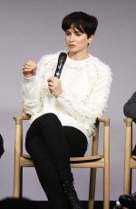 KATHERINE WATERSTON at Meet the Cast: