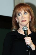 KATHY GRIFFIN at Kathy Griffin